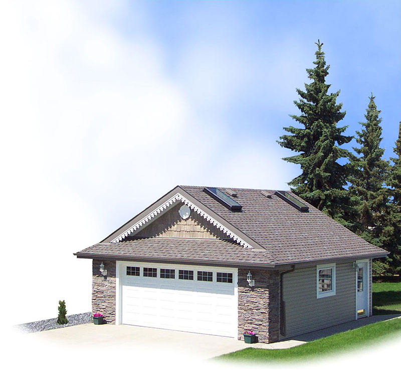 Get a Garage Quote. Garage Packages Edmonton
